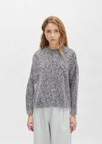 Dusan Dušan Tweed Knit Chunky Sweater