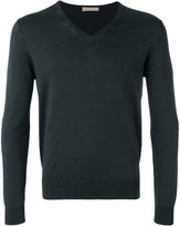 Cruciani V-neck jumper - men - Cotton - 46