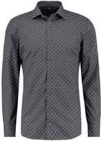 Eterna Slim Fit Formal Shirt Grau
