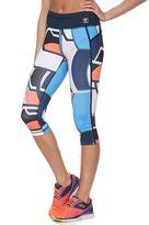 Women's FILA SPORT® Geometric Print Yoga Capris