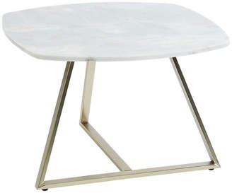 Worldwide Homefurnishings Inc. Marble Coffee Table