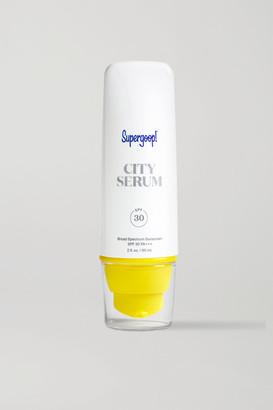 Supergoop! City Serum Spf30, 60ml