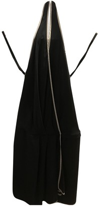 Tara Jarmon Navy Silk Dress for Women