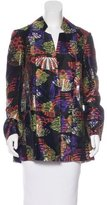 Zero Maria Cornejo Patterned Ellie Jacket w/ Tags