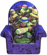 Teenage mutant ninja turtles foam chair by spin master