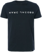 Marc Jacobs upside down logo T-shirt