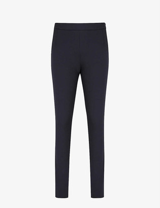 Reiss Tyne skinny high-rise stretch-woven trousers