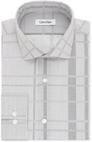 Calvin Klein Men's Slim-Fit Infinite Stretch Variable Striped Dress Shirt