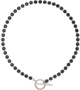 Isabel Marant Black Melting Choker