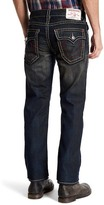 True Religion Straight Leg Flap Pocket Jean