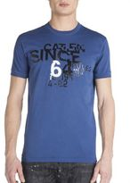 DSQUARED2 Caten Since 64 Printed Tee