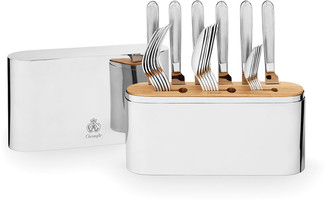 Christofle Concorde 24-Piece Flatware Set