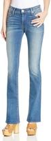 True Religion Jennie Curvy Bootcut Jeans in Boot Rolling Indigo