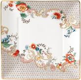 Wedgwood Wonderlust Square Tray - Rococo Flowers