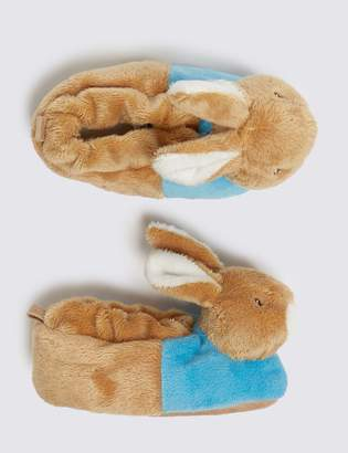 Marks and Spencer Baby Peter Rabbit Pram Shoes (0-18 Months)