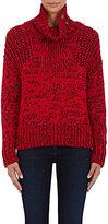 Rag & Bone Women's Sandra Turtleneck Sweater-BLUE, RED