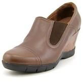 Sanita Madeline Women Open Toe Leather Wedge Heel.