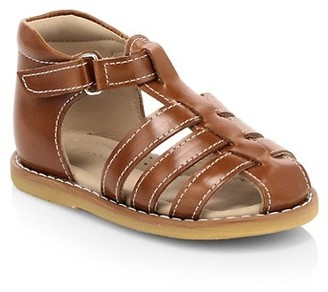 Elephantito Baby Boy's Presley Leather Sandals