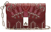 Valentino Love Blade stud-embellished shoulder bag