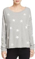 Splendid Star Print Pullover