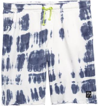 Joe's Jeans Tie Dye Knit Jogger Shorts