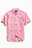 Stussy Good From Any Angle Short Sleeve Button-Down Shirt