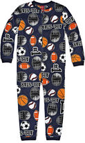 Arizona Long Sleeve One Piece Pajama - Boys Husky