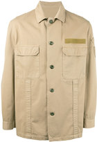 Golden Goose Deluxe Brand military shirt - men - Cotton - XS