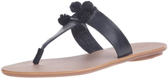 Loeffler Randall Women's SOSIE-VACS Flat Sandal