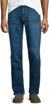 Hudson Byron Nonstop Slim-Straight Denim Jeans, Blue