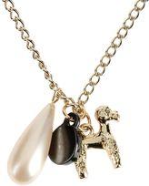 Jil Sander Navy Necklaces