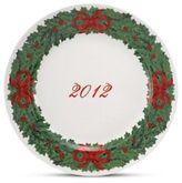 Martha Stewart Collection Dinnerware 2012 Holiday Garden Plate