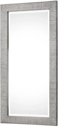 Uttermost Tulare Metallic Silver Mirror