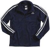 adidas Boys 4-7x climalite Jacket