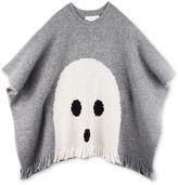 Stella McCartney agney grey ghost cape