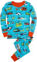 Hatley Boy's Helicopters Pajama Set
