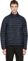 Stone Island Navy Down Packable Jacket