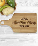 Bamboo Family Name Personalized Cutting Board