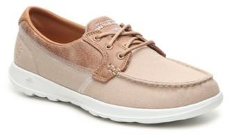 Skechers GOwalk Lite Coral Boat Shoe