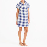 J.Crew Factory Short-sleeve shirtdress
