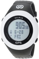 Soleus Unisex SG100004 GPS Fit 1.0 Black/White Watch