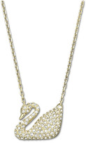 Swarovski Swan Necklace