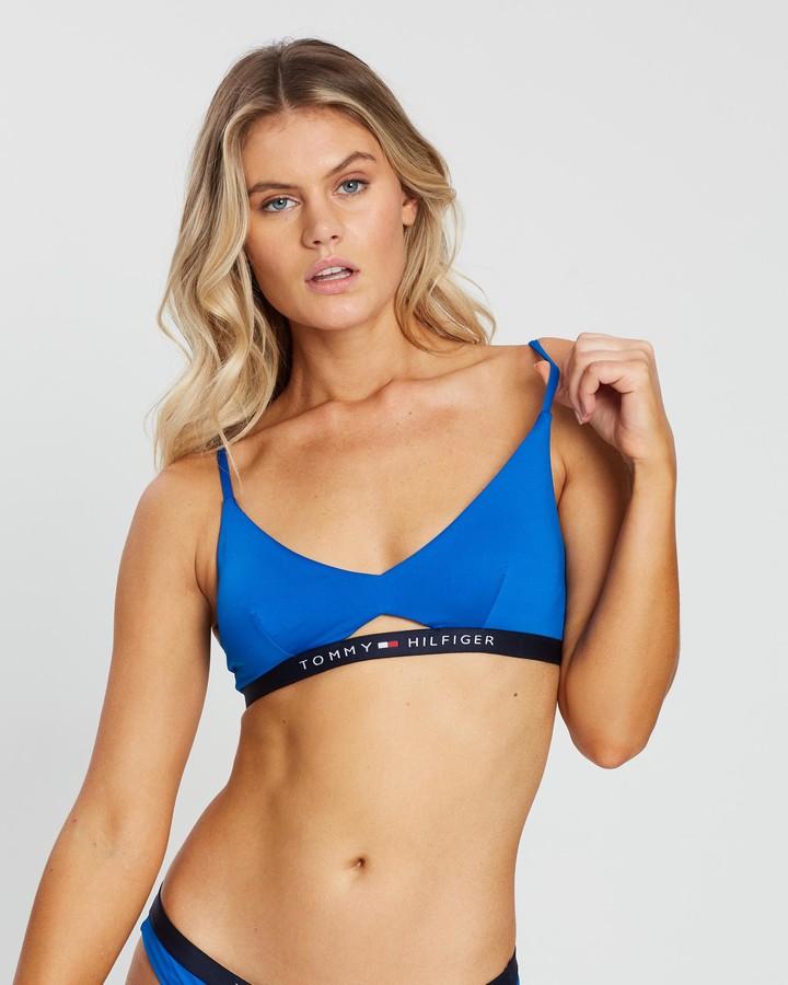 Tommy Hilfiger Bralette Bikini Top