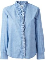 Etoile Isabel Marant Awendy shirt - women - Cotton/Spandex/Elastane - 38