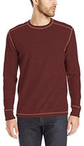 Agave Men's Willas Long Sleeve Contrast Stitch Tee
