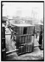Historic Photos 1921 photo Jeff Davis desk in Senate Vintage Black & White Photograph a4
