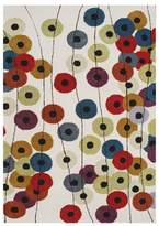 Waterford Button Cluster Rug, 8' x 10'