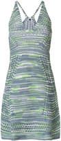 M Missoni knitted mini dress