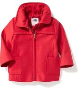 Old Navy Collared Full-Zip Coat for Baby
