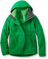 L.L. Bean Storm Chaser 3-in-1 Jacket, Multicolor
